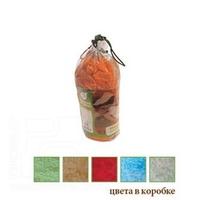 Накидка махровая для женщин, Банные штучки (03675) красный