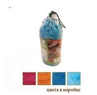 Накидка махровая для мужчин, Банные штучки (03674) голубой