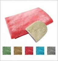 Комплект махровый для женщин, Банные штучки (03680), цвет: Коричневый
