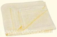 Полотенце Whitex 70*140 Лютик желтое