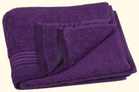 Полотенце Whitex Лаванда фиолет.30*50
