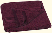Полотенце Whitex 100*150 Мак красное