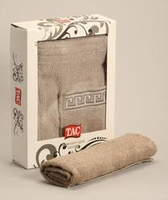 Мужской набор для сауны TAC, серый