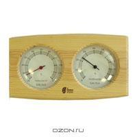 """Термометрс гигрометром """"Банные штучки"""" для бани и сауны. 35002"""