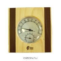 """Термометр с гигрометром """"Банные штучки"""" для бани и сауны. 35003"""