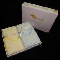 Комплект полотенец детский Arya Terra в коробке, 2 предмета