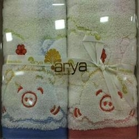 Комплект полотенец детский Arya Porco в коробке, 2 предмета