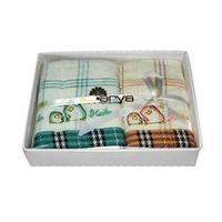 Комплект полотенец детский Arya Pinguino в коробке, 2 предмета