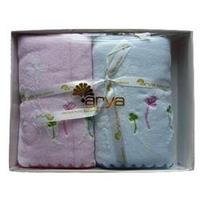 Комплект полотенец детский Arya Papatya в коробке, 2 предмета