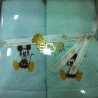 Комплект полотенец детский Arya Mouse в коробке, 2 предмета