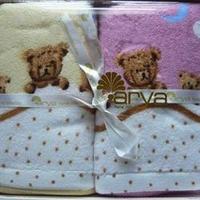 Комплект полотенец детский Arya Luna в коробке, 2 предмета