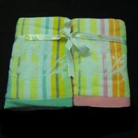 Комплект полотенец детский Arya Cario в коробке, 2 предмета