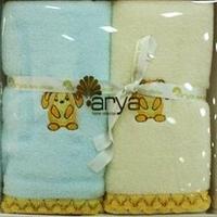 Комплект полотенец детский Arya Anatra в коробке, 2 предмета