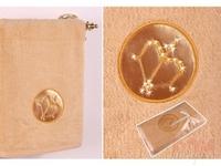 Полотенце  Стрелец , золото, 90x50 см.